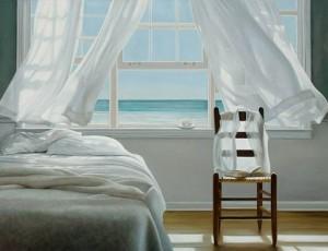 Strand Fenster